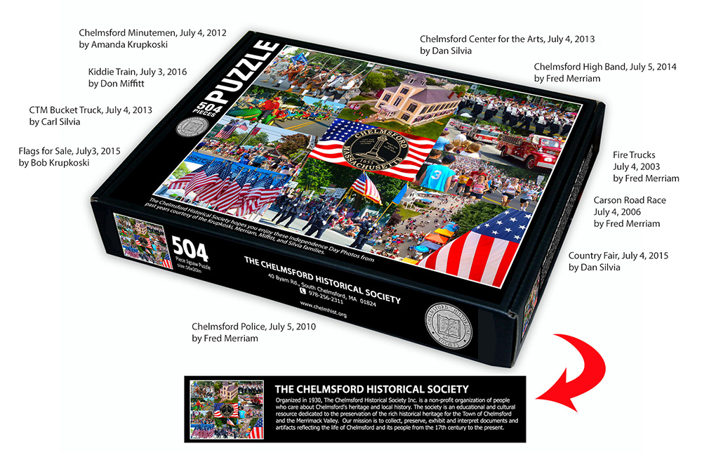 Chelmsford Independence Day Puzzle