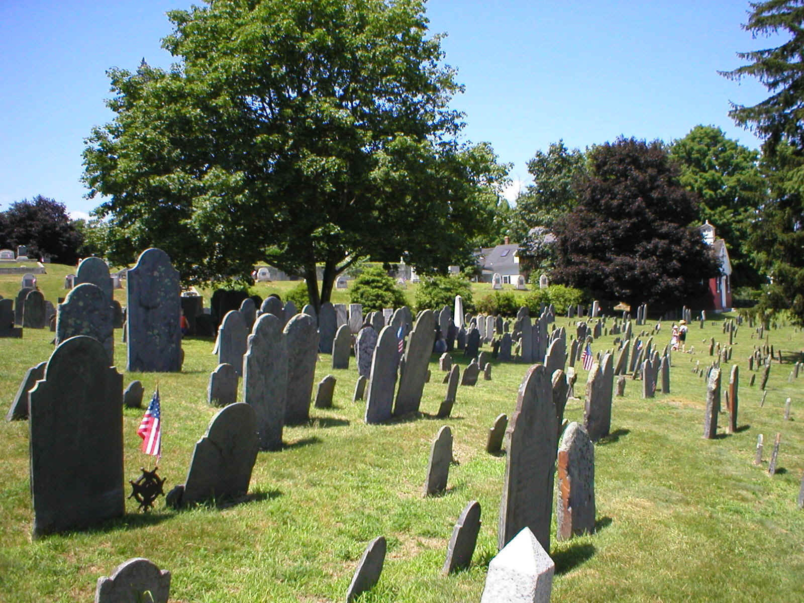 Forefathers Burying Ground